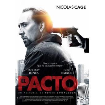 El pacto - DVD