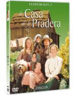 Pack La Casa de la Pradera (Temporada 3) - DVD