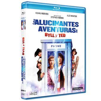 Las Alucinantes Aventuras de Bill y Ted - Blu-Ray