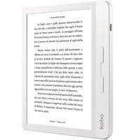 Libro electrónico E-Reader Kobo Libra H2O Blanco