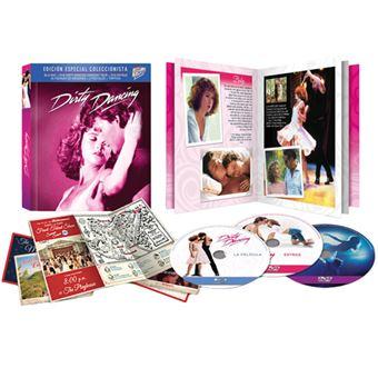 Dirty Dancing  Ed Coleccionista - Blu-Ray + 2 DVD (Extras y concierto)