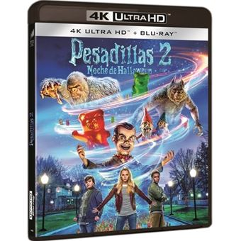 Pesadillas 2: Noche de Halloween - UHD + Blu-Ray