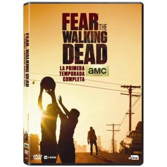 The Walking DeadFear The Walking Dead  Temporada 1 - DVD