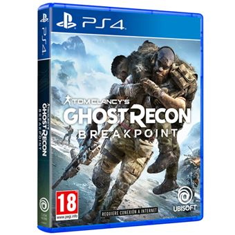 Tom Clancy's Ghost Recon® Breakpoint PS4