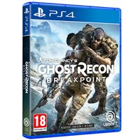 Tom Clancy's Ghost Recon® Breakpoint - PS4