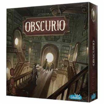 Obscurio - Tablero