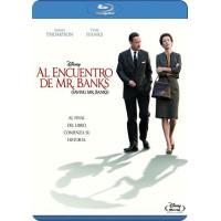 Al encuentro de Mr. Banks - Blu-Ray