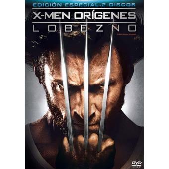 X-Men orígenes: Lobezno (Edición especial) - DVD