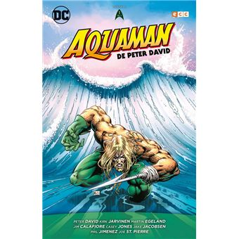 Aquaman de Peter David vol 01 de 3