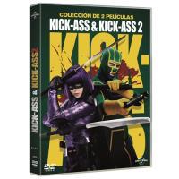 Pack Kick-Ass + Kick-Ass 2 - DVD