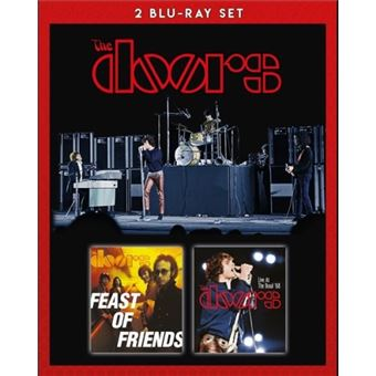 Feast Of Friends + Live At The Bowl '68 - Blu-Ray