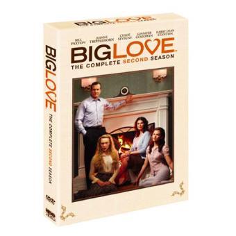 Big Love - V.O.S. - Temporada 2 - DVD