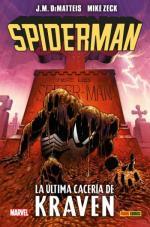 100% Marvel HC. Spiderman. La última cacería de Kraven