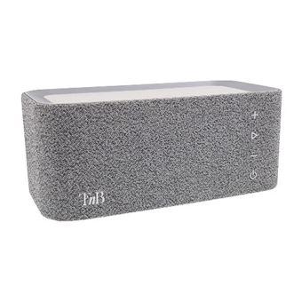 Altavoz Bluetooth T'nB Iconiq Gris