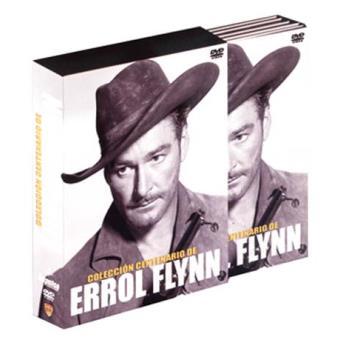 Pack Colección Errol Flynn - DVD