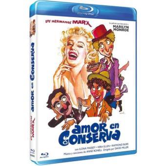 Amor en conserva - Blu-Ray