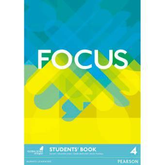 Focus: BrE 4. Student's Book
