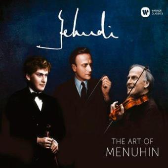 Art of Yehudi Menuhin