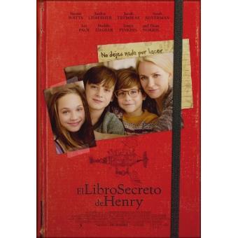 El libro secreto de Henry - DVD