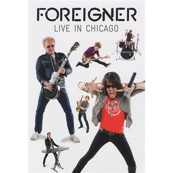 Live in Chicago - DVD