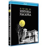 Historia Macabra - Blu-ray