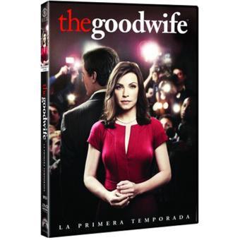 The Good Wife  Temporada 1 - DVD