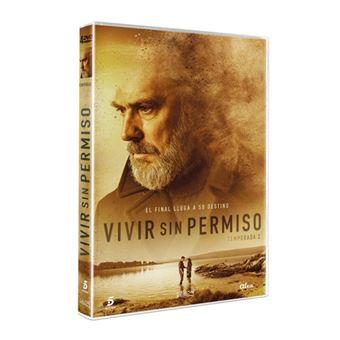 Vivir sin permiso  Temporada 2 - DVD