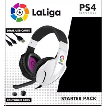 Indeca Starter Kit La Liga 2019 - PS4