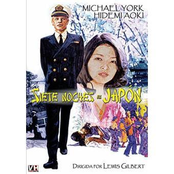 Siete noches en Japón - DVD