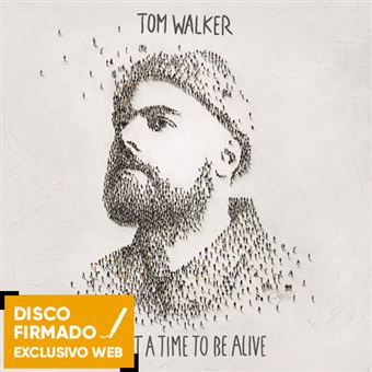 What a Time to Be Alive - Disco Firmado
