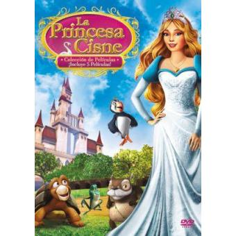 Pack La Princesa Cisne: Colección películas - DVD