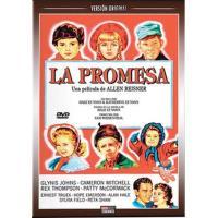La promesa - DVD