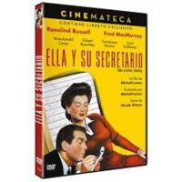 Ella y su secretario - DVD
