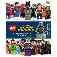 Lego DC. Enciclopedia de personajes