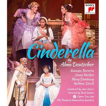 Alma Deutscher - Cinderella - Blu-Ray
