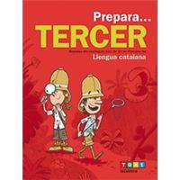 Quadern Prepara Llengua Catalana. 3r Primaria