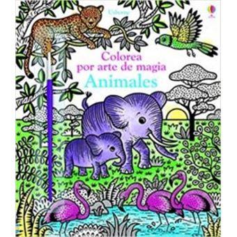 Animales - Colorea por arte de magia
