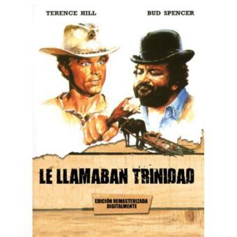 Le llamaban Trinidad - DVD