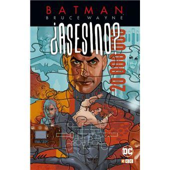 Batman: Bruce Wayne ¿asesino? Vol. 03 (de 3)