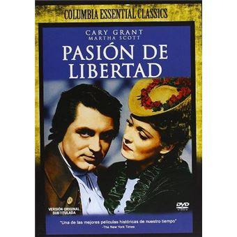 Pasión de libertad - DVD