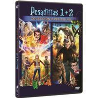Pack Pesadillas 1-2 - DVD