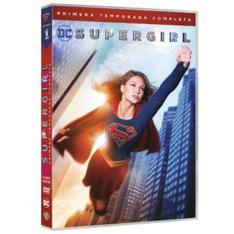 Supergirl  Temporada 1 - DVD