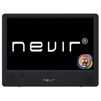 TV LED 10,1'' Nevir 7302-TDT10P2 HD