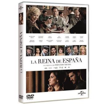 La reina de España - DVD