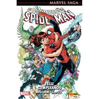 Asombroso Spiderman: Feliz cumpleaños