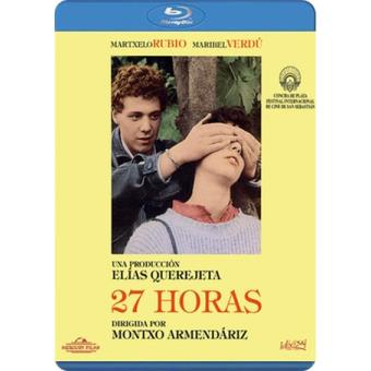 27 horas - Blu-Ray