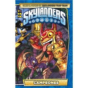 Skylanders. Campeones