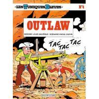 Les Tuniques Bleues 4. Outlaw