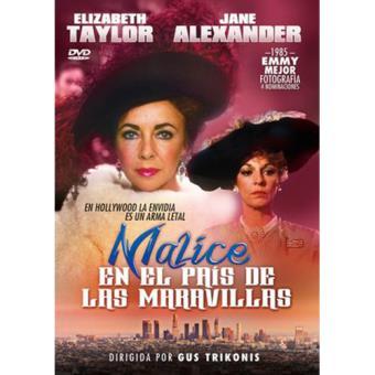 Malice en el país de las maravillas - DVD
