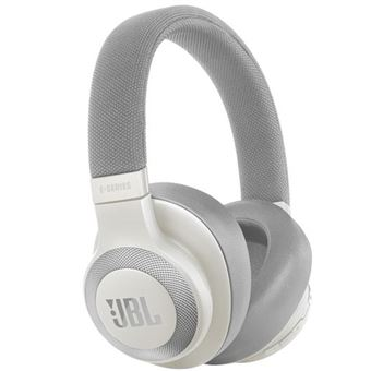 Auriculares Noise Cancelling JBL E65 Blanco